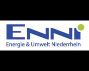 ENNI Stadt & Service Niederrhein AöR Logo