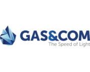 GAS & COM Logo