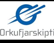 Orkufjarskipti hf, Iceland Logo