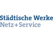 Städtische Werke Netz + Service GmbH, Kassel Logo